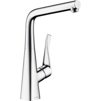 Hansgrohe Metris Select Chroom
